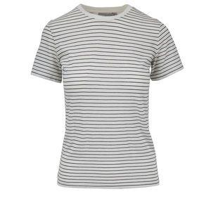 Vince Pencil Stripe Tee Shirt